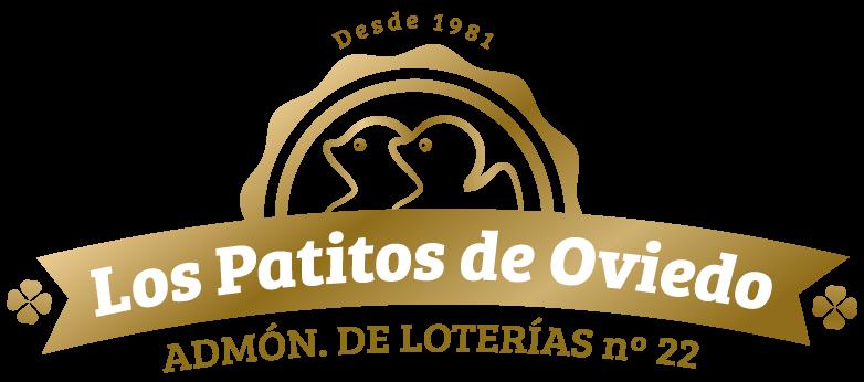 """Admón. de Loterías nº22 """"Los Patitos de Oviedo"""""""